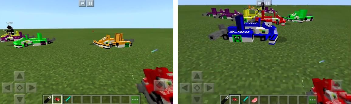 Go Kart Racing Addons for MCPE 1 0 apk download for Android • com