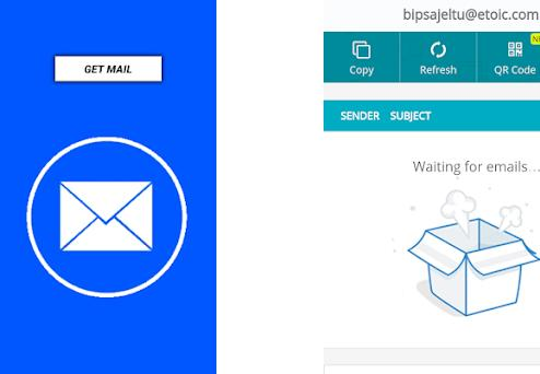 TempMail - OneClick Get Temporary Email 1 0 apk download for