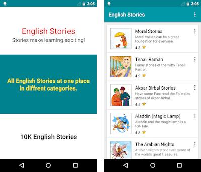 English Stories (Offline) 1 3d apk download for Android