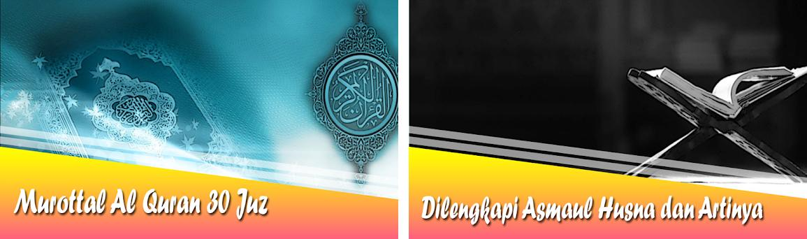 Murottal Al Quran 30 Juz dan Terjemah 1 0 apk download for Android