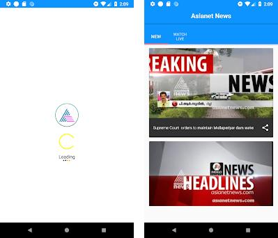 Asianet News Live 1 0 apk download for Android • com