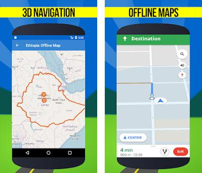 🌏 GPS Maps of Ethiopia : Offline Ma 2 0 1 Apk and OBB Data