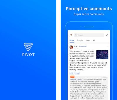 What is pivot cryptocurrency