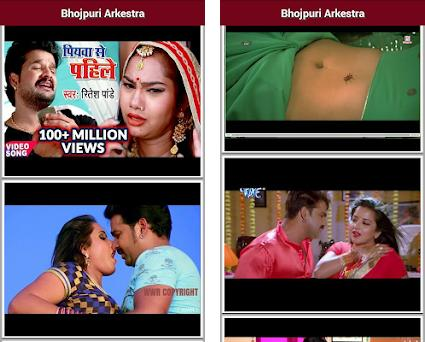 Bhojpuri Arkestra Song - Video Songs , Gana ,Dj 1 1 apk