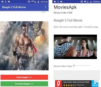 Baaghi 2 Movie 2018 Download Hd 720p Baaghi 2 2018 Hindi Full