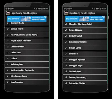 Lagu Souqy Band Lengkap 1 2 apk download for Android • com