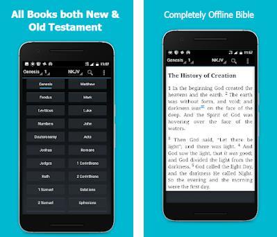 NKJV Bible Offline 1 0 apk download for Android • rontech bible nkjv