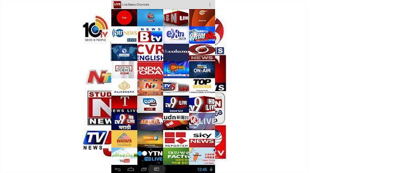 Telugu News Live 24/7 - LIVE TV Channels 7 8 apk download for