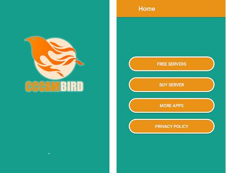 CCcamBird - Free and Premium servers - 1 0 2 apk download