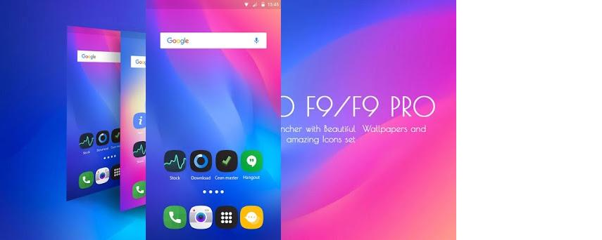 Wallpaper | Theme for Oppo F9 pro & Oppo F9 1 0 apk download for