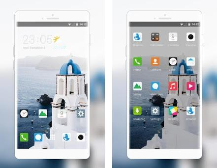 Theme for blue construction ocean lg g7 thinQ 2 0 1 apk download for
