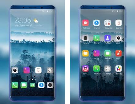 Theme for OnePlus H20 forest nature wallpaper 2 0 1 apk download for