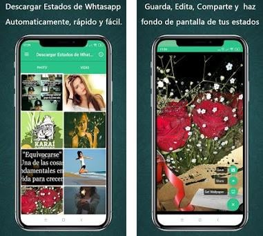 como descargar estados de whatsapp