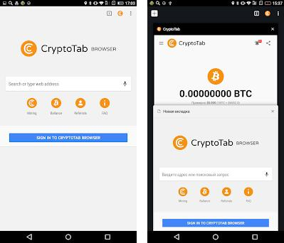 CryptoTab Browser Mobile 3 0 15 apk download for Android