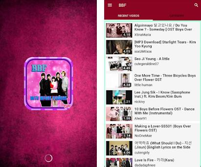 K-DRAMA BOYS OVER FLOWERS SOUNDTRACK 3 1 1 apk download for Android