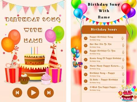 Birthday Song With Name 1 1 apk download for Android • bc gn