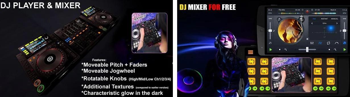 Virtual dj music mixer mp3 & mashup dj 3 4 apk download for Android