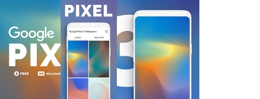 Google Pixel 3 Wallpapers 1 0 apk download for Android • app