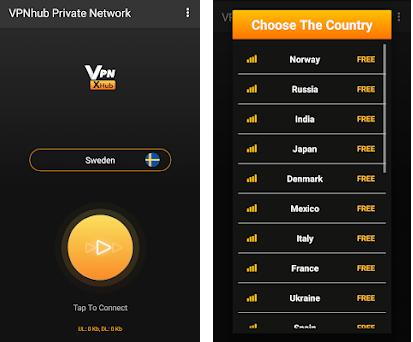 Free Unlimited VPN Proxy: VPN Xhub Master 44357 apk download for