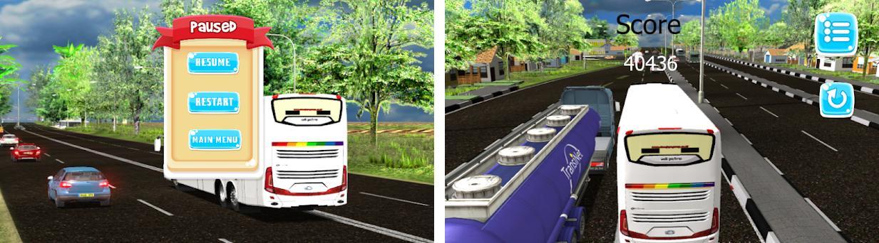 download heavy bus simulator mod apk versi terbaru