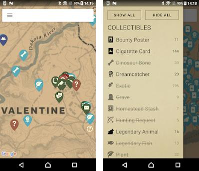 MapGenie: RDR2 1 4 5 apk download for Android • io mapgenie rdr2map