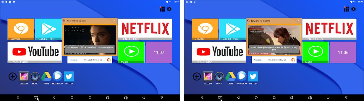 Mega TV Launcher 12 0 apk download for Android • launcher