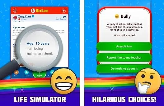 BitLife Life Simulator 1 0 apk download for Android • com