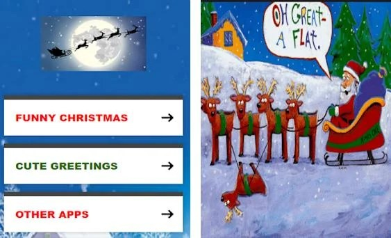 Funny Christmas Quotes Cute Greetings 14 Apk Download For Android