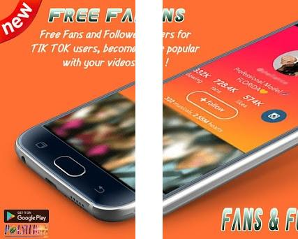 Get Fans Followers - Fans and Likes for Tik-Tok 1 1 apk