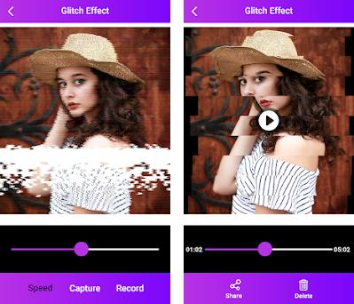 Glitch Photo Video Effects,VHS Camera Effect 1 0 apk download for