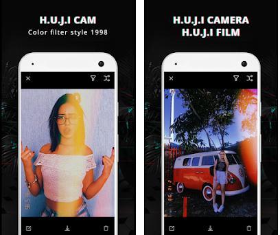 BUJI Cam - VHS Retro, Old Camera 1 1 36 apk download for