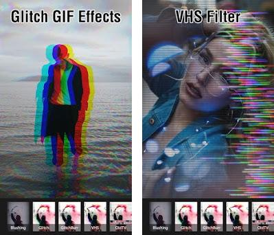 Glitch GIF Maker - VHS & Glitch GIF Effects Editor 1 0 3 apk