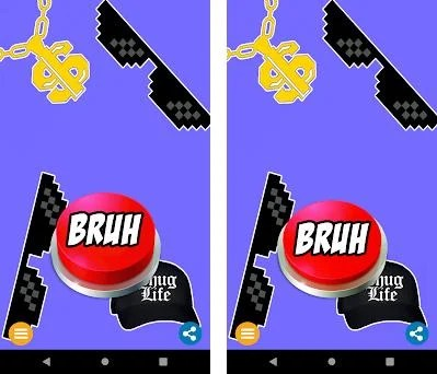 Bruh Meme Button Prank 15 0 apk download for Android • bruh button