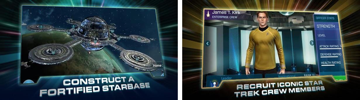 Star Trek™ Fleet Command Imagem da captura de tela