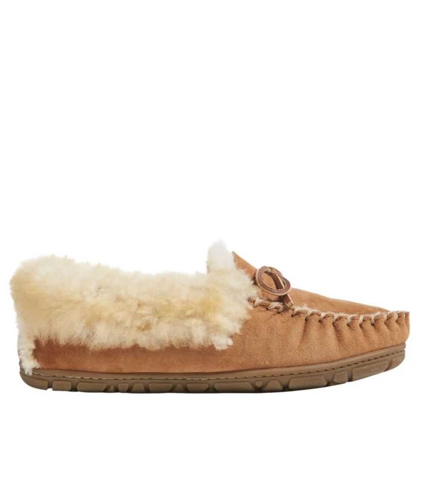 Women s wicked good moccasins free shipping at l l bean