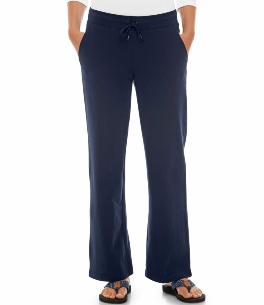 Women s ultrasoft sweats pants free shipping at l l bean