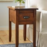 Rustic Wooden Side Table At L L Bean
