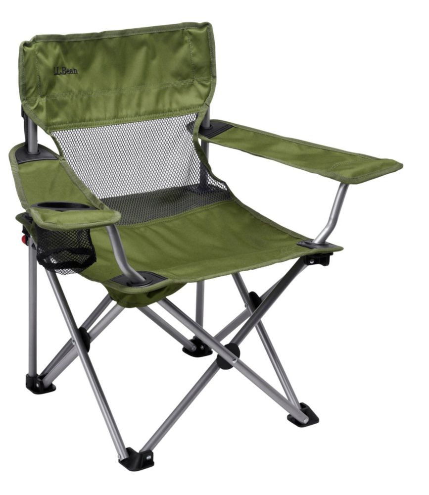 Folding Camp Chair Kids Base Camp Chair