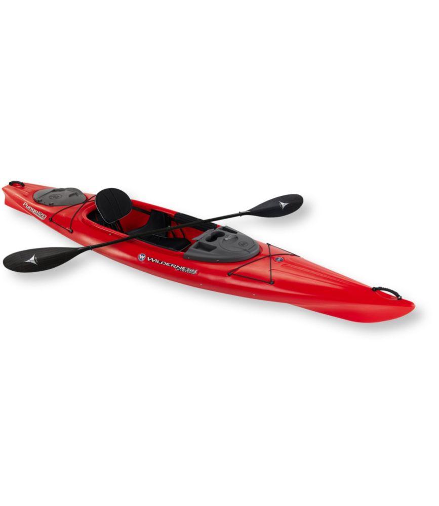 Pungo 120 Deluxe Kayak Package Wilderness Systems