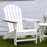 All Weather Waterfall Adirondack Chair