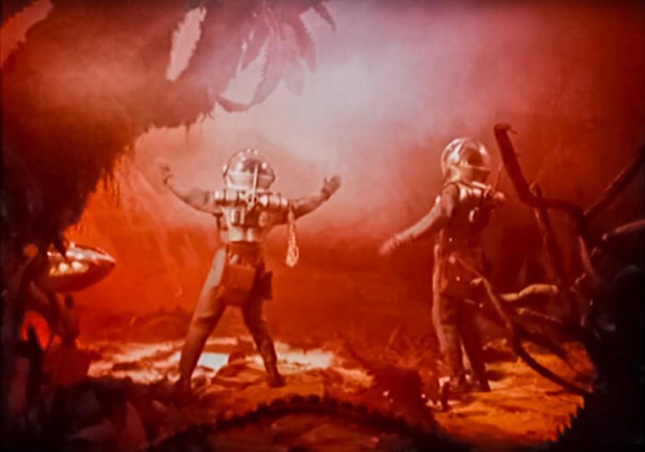 El planeta de las tormentas (1962)
