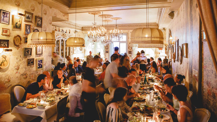Wheres the best borsch and heartiest vodka Our guide to the worlds finest Russian restaurants