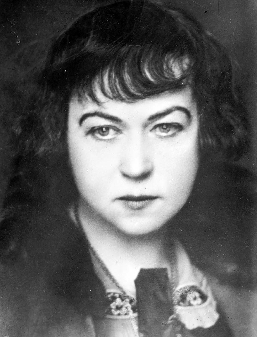 Alexandra Kollontái.