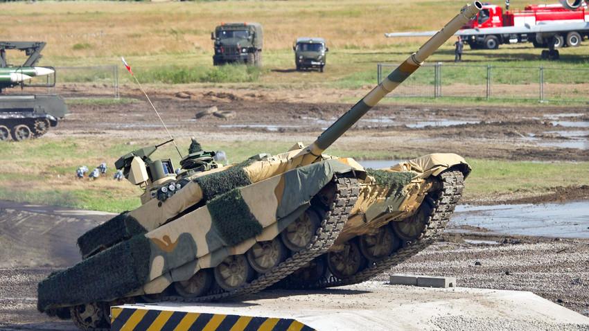 Der neue T-90M-Panzer in Aktion (VIDEO) - Russia Beyond DE