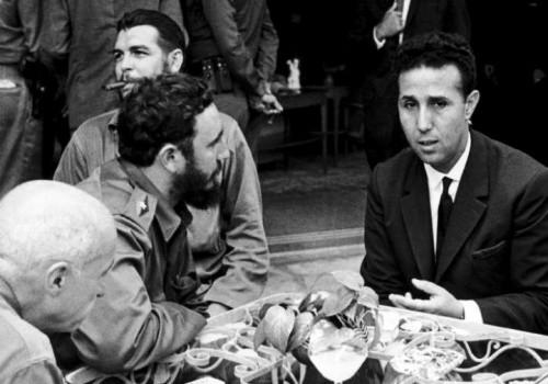 Cuando los cubanos desembarcaron en Argelia con 22 tanques soviéticos T-34  - Russia Beyond ES