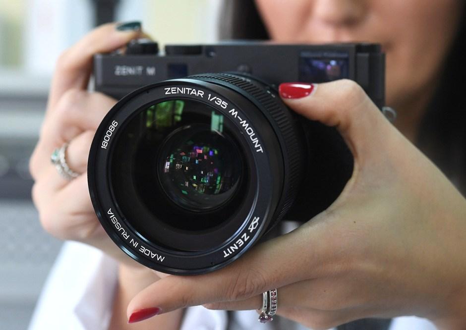 Una nueva cámara digital