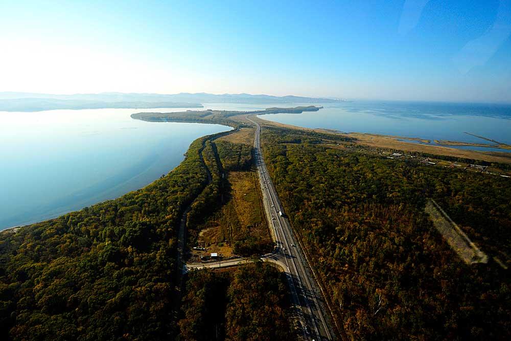 Bird's eye view of Vladivostok, one of the world's Top 10 oceanfront cities - Russia Beyond