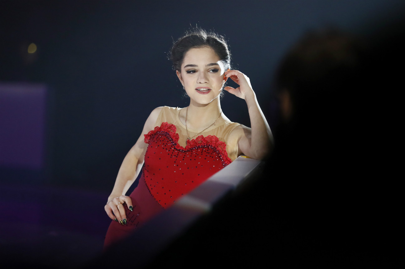 Figure Skater Evgenia Medvedeva Makes List Of Most
