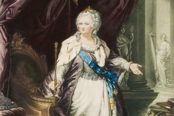 Image result for Catherine the Great of Russia