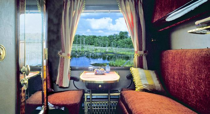 Transsib First Class Luxus auf Schienen  Russia Beyond DE
